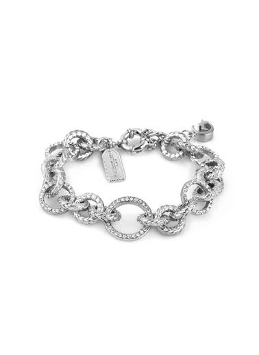 Alberto Guardiani Alberto Guardiani Ag10380Blk Jewelery Bileklik Gümüş